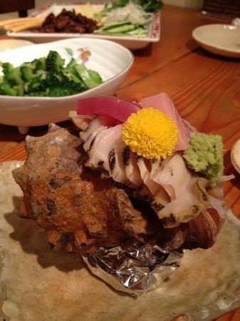 Kokoroya: great food