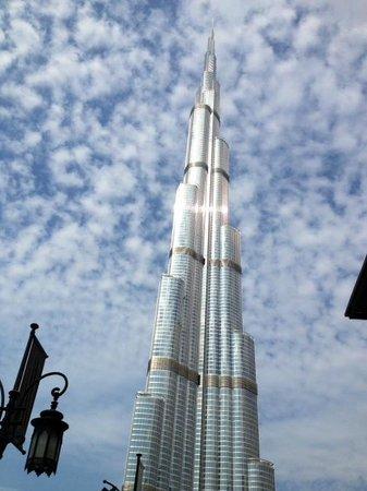 Vida Downtown : Burj Khalifa (àrea circundante ao hotel)