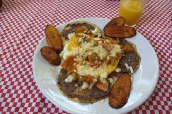 Casa Ana B & B: The perfect Mexican breakfast