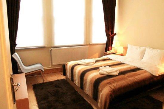 Educa suites istanbul turkiet omd men tripadvisor for Educa suites istanbul