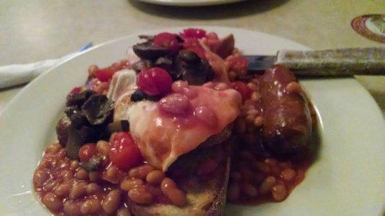 Piper's Pub : English Breakfast