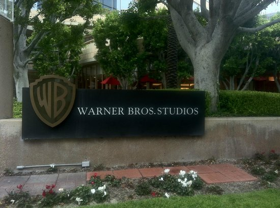 Warner Bros. Studio Tour Hollywood: Entrance