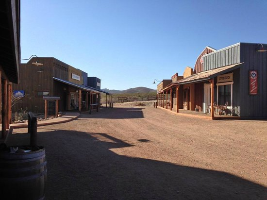 Tombstone Monument Ranch : Guest Rooms