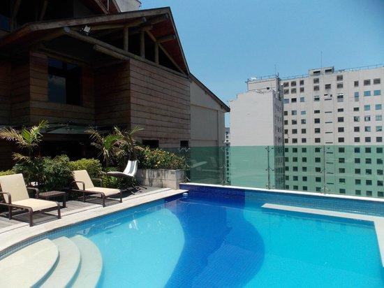 Hotel Sao Francisco: Piscina