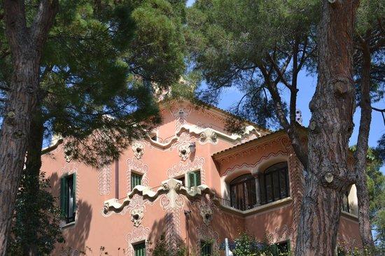 Parc Güell : Gaudi's House