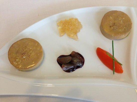 La Era Restaurante : Foie gras