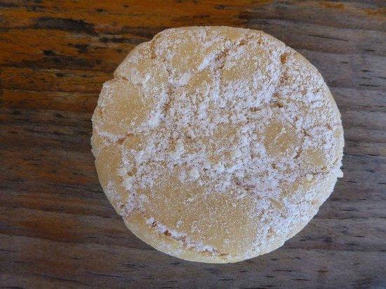 CoCo View Resort: Best Lemon Cookie Ever