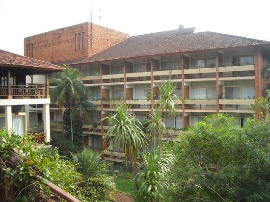 Raices Esturion Hotel: Hotel