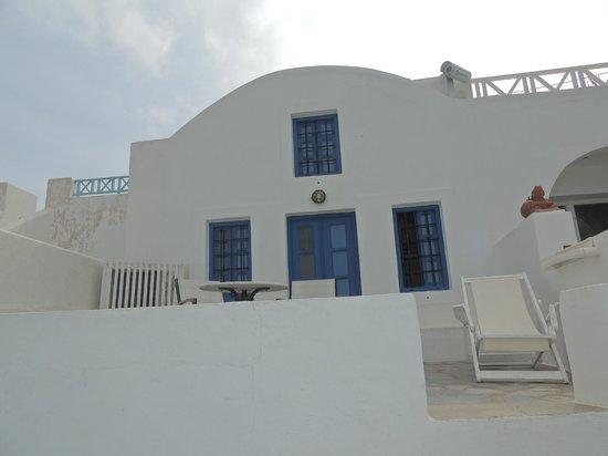 Heliotopos Hotel: una habitación