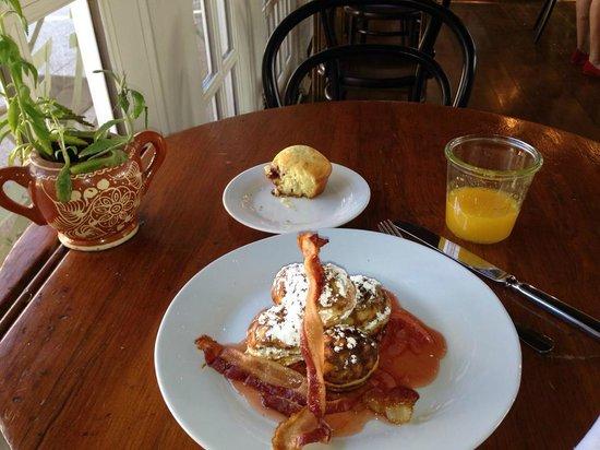 Los Poblanos Historic Inn & Organic Farm: Eber Skebers