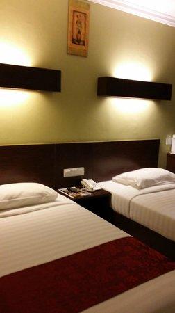 Pok Eng Tin Hotel: Bedroom