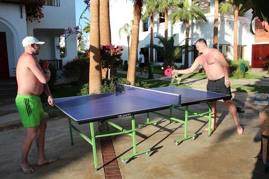 Delta Sharm Resort: наши развлечения