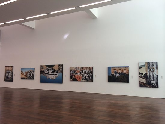 Museum Frieder Burda: JR Exhibition till 29/06/2014