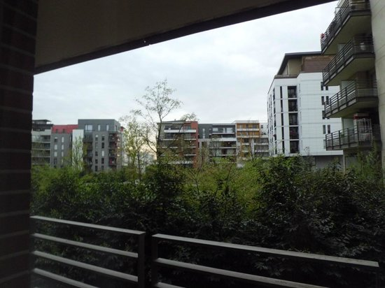 Residhome Appart Hotel Asnieres: Panorama