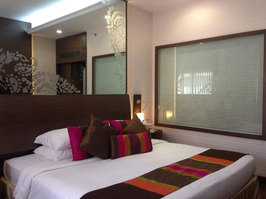 Grand by GRT Hotels: Bedroom Interior