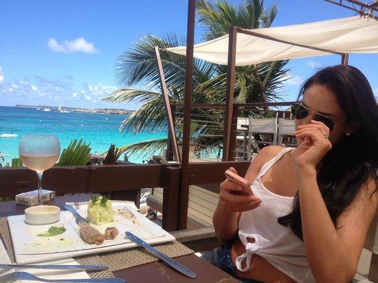 The Sun Beach Clubber : terrasse sun beach