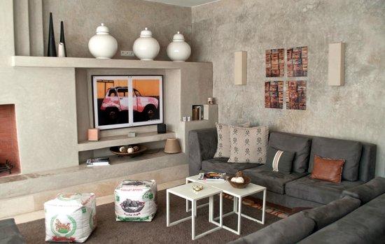 Dar Maya: Lounge