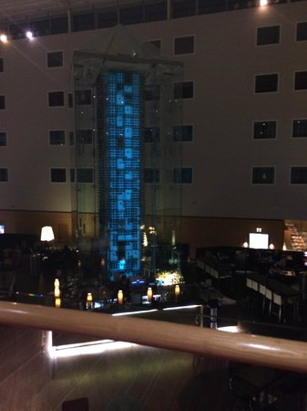 Radisson Blu Hotel London Stansted Airport: Angel bar