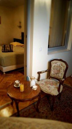 Hotel Octagon: Room