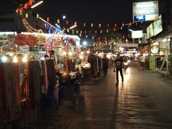 Night Bazaar: bazaar