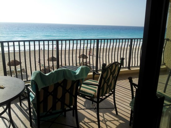 The Royal Sands Resort & Spa All Inclusive : Balcony