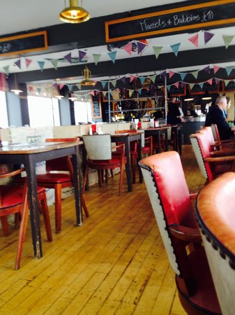Royal Harbour Brasserie: Under used