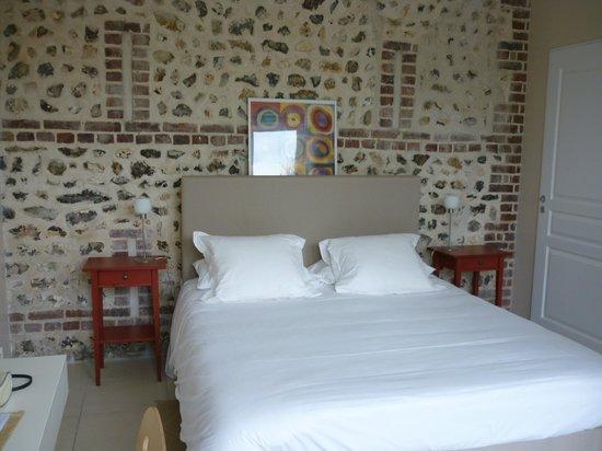 La Parenthèse Normande: notre chambre