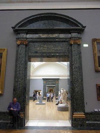 Tate Britain : 館内
