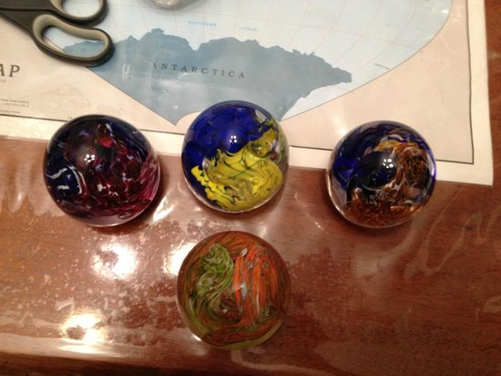 Manchester Hot Glass: Paperweights