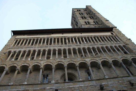 Santa Maria della Pieve: Facciata principale