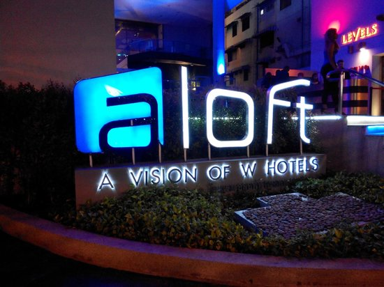 Aloft Bangkok - Sukhumvit 11: Hotel exterior