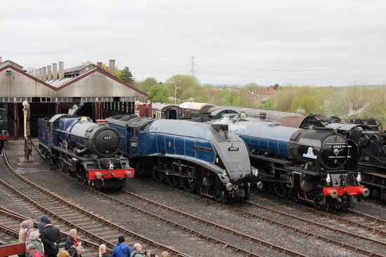 Didcot Railway Centre: The big three