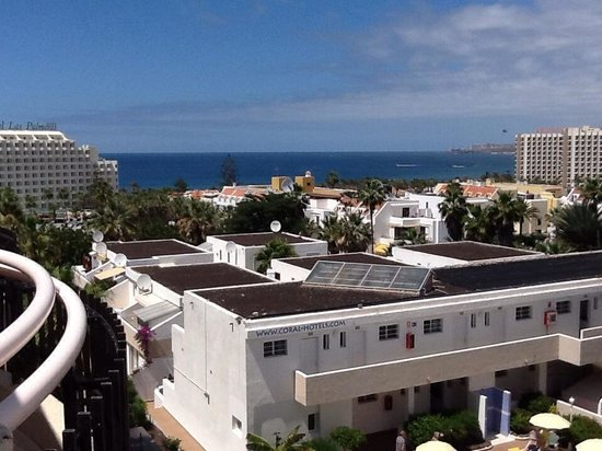 Dream Hotel Noelia Sur: View from 557 balcony