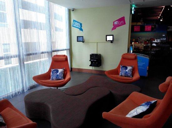 Aloft Bangkok - Sukhumvit 11: Concierge Corner