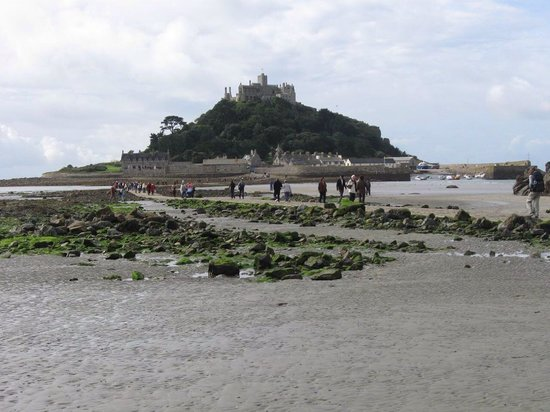 Mount Haven Hotel & Restaurant: St Michaels Mount