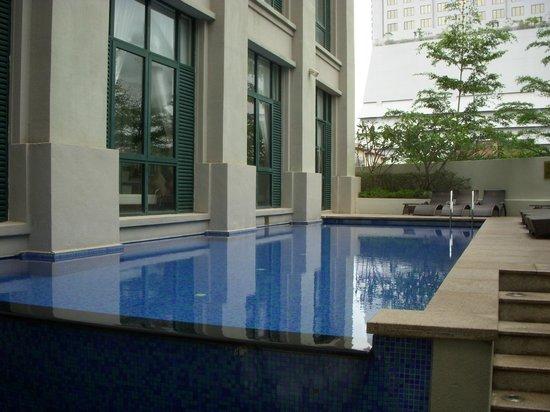 The Majestic Malacca : プール01