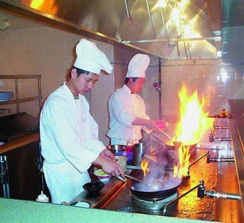 China Bistro : Our Chefs