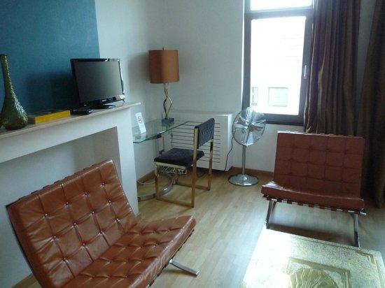 Quatre20cinq : Modernes Zimmer