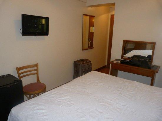 Hotel Sheltown: Habitacion