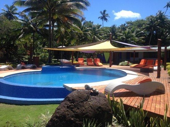 La Dolce Vita Holiday Villas : Pool