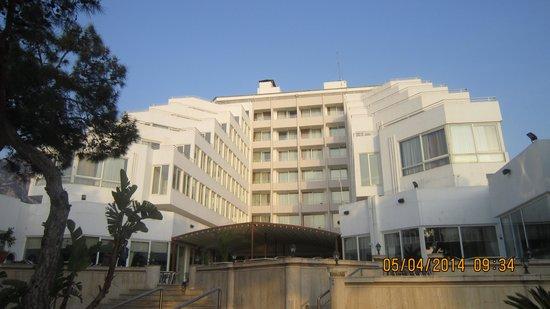 Royal Palm Resort : view of hotel