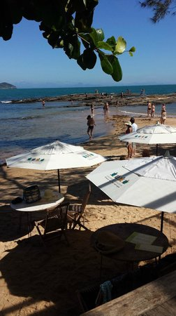 Pousada & Restaurante Praia da Tartaruga : BÚZIOS - LINDA VISÃO