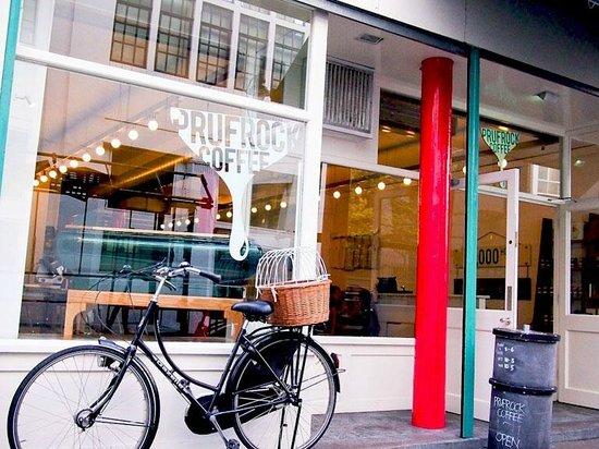 Photo of Prufrock Coffee in London, , GB