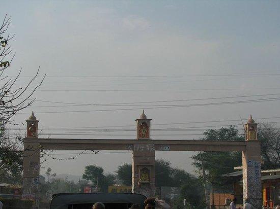 Dausa, Indien: Mehandipur Balaji Mod