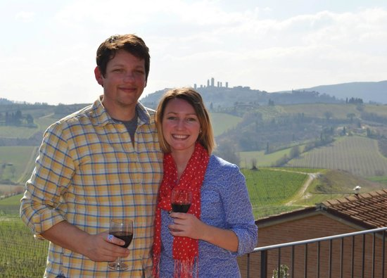 Walkabout Florence Tours: Winery