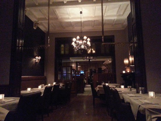 My favorite dining area at the Troubadour - Picture of Troubadour ...