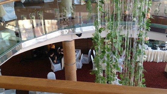 Ambassador Hotel: Kahvaltı salonu