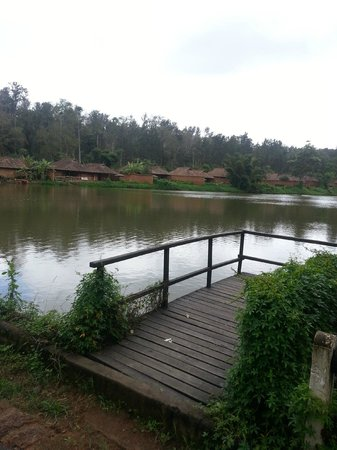 Evolve Back, Coorg: The river in the resort
