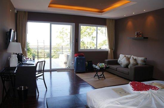 Mantra Samui Resort: Room with amazing views