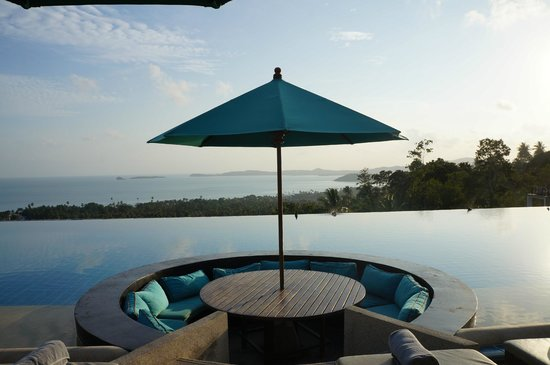 Mantra Samui Resort : The amazing pool